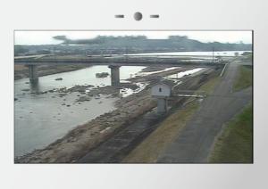 河川工事の写真